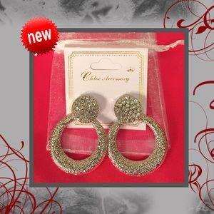 📿Chloe Accessory Doorknocker Earrings